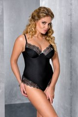 EDITH BODY black 4XL/5XL - Passion